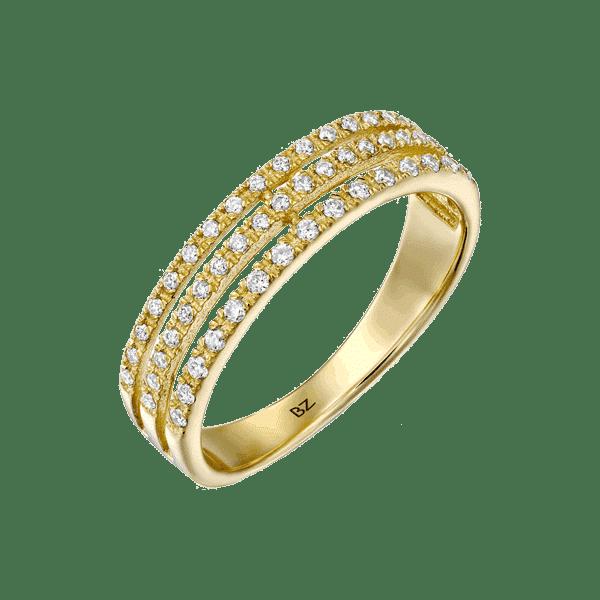 טבעת יהלומים Tamara